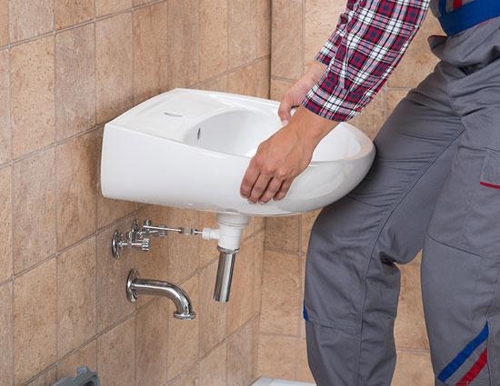 Installation sanitaire à Beauvais