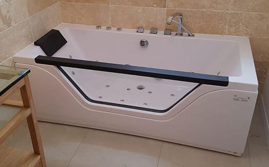 Installation de baignoire à Beauvais